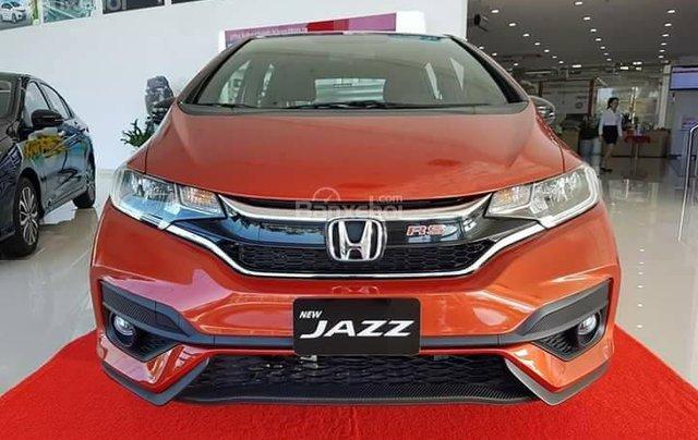 Bán Honda Jazz bản RS 2018, nhập khẩu Thái Lan, đủ màu giao xe ngay khuyến mại khủng, LH 0989.868.200