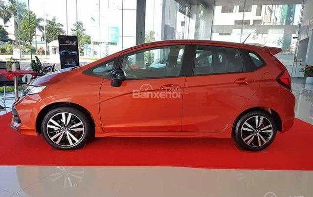 Bán Honda Jazz bản RS 2018, nhập khẩu Thái Lan, đủ màu giao xe ngay khuyến mại khủng, LH 0989.868.201