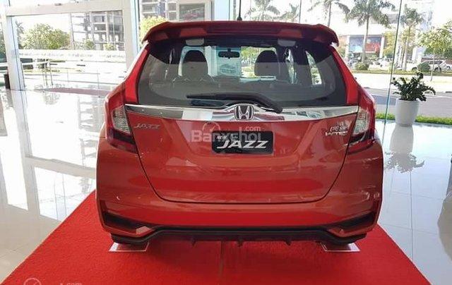 Bán Honda Jazz bản RS 2018, nhập khẩu Thái Lan, đủ màu giao xe ngay khuyến mại khủng, LH 0989.868.202