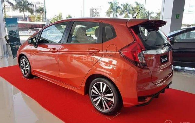 Bán Honda Jazz bản RS 2018, nhập khẩu Thái Lan, đủ màu giao xe ngay khuyến mại khủng, LH 0989.868.206