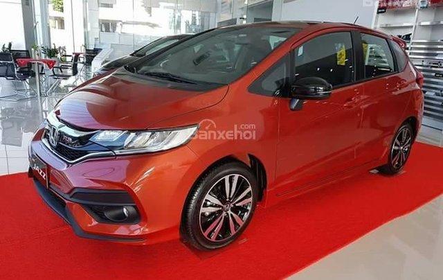 Bán Honda Jazz bản RS 2018, nhập khẩu Thái Lan, đủ màu giao xe ngay khuyến mại khủng, LH 0989.868.208