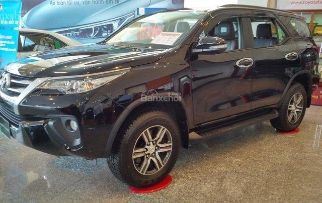 Toyota Fortuner 2.4G MT - 958 triệu - đưa 250 triệu lấy xe - Ưu đãi quà tặng theo xe1