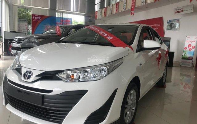 Toyota Vios E đời 2019, giá cạnh tranh nhiều ưu đãi0