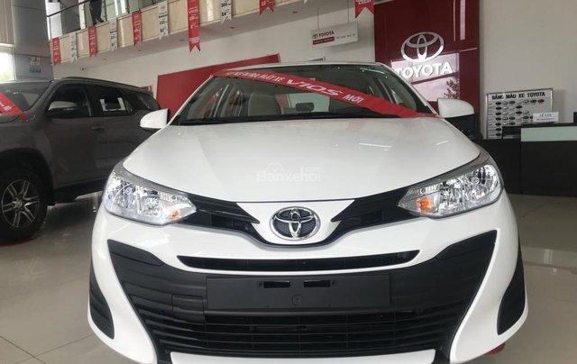 Toyota Vios E đời 2019, giá cạnh tranh nhiều ưu đãi1