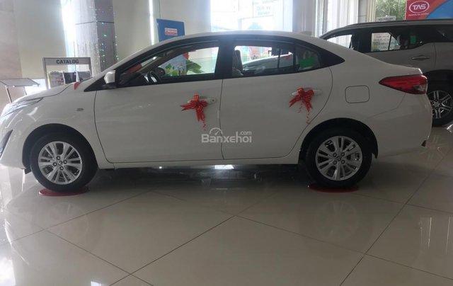 Toyota Vios E đời 2019, giá cạnh tranh nhiều ưu đãi6
