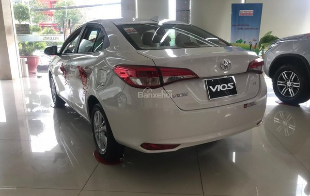 Toyota Vios E đời 2019, giá cạnh tranh nhiều ưu đãi7