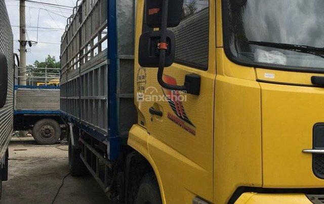 Bán xe tải Dongfeng 4 chân Hoàng Huy máy 315 tải 17.9 tấn, giá cực tốt3