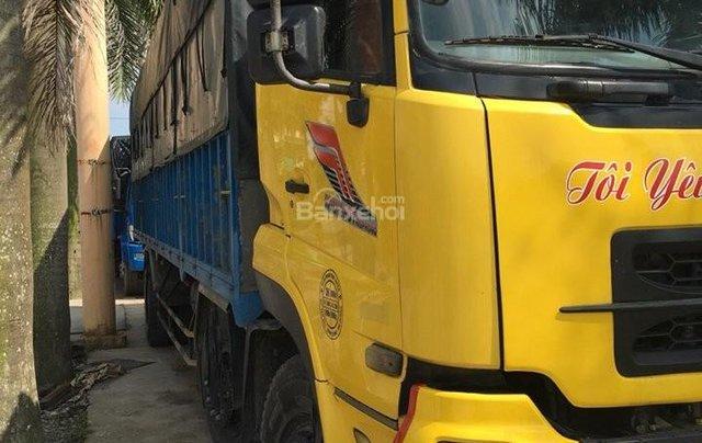 Bán xe tải Dongfeng 4 chân Hoàng Huy máy 315 tải 17.9 tấn, giá cực tốt7
