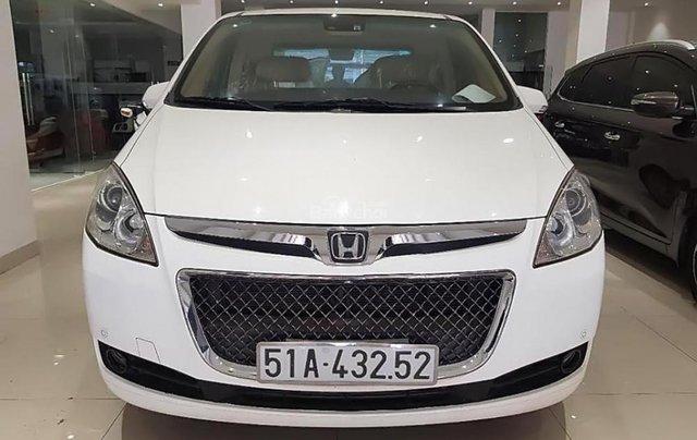Cần bán lại xe Luxgen 7 MPV CEO RoyaLounge đời 2013, màu trắng, nhập khẩu1