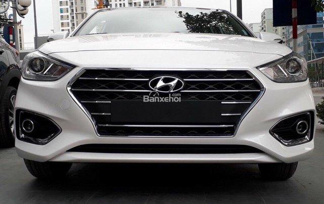 Hyundai Giải Phóng 68 Trường Chinh Accent giao ngay - giảm 5 triệu, tặng kèm PK 10tr, thẻ DV 20tr - hotline 09773086994