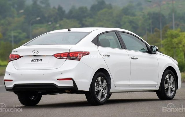 Hyundai Giải Phóng 68 Trường Chinh Accent giao ngay - giảm 5 triệu, tặng kèm PK 10tr, thẻ DV 20tr - hotline 09773086992