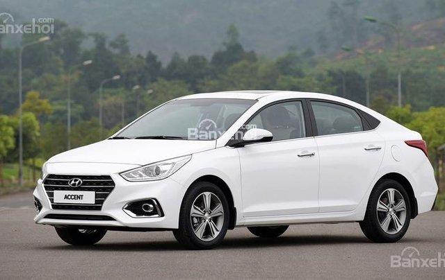 Hyundai Giải Phóng 68 Trường Chinh Accent giao ngay - giảm 5 triệu, tặng kèm PK 10tr, thẻ DV 20tr - hotline 09773086990