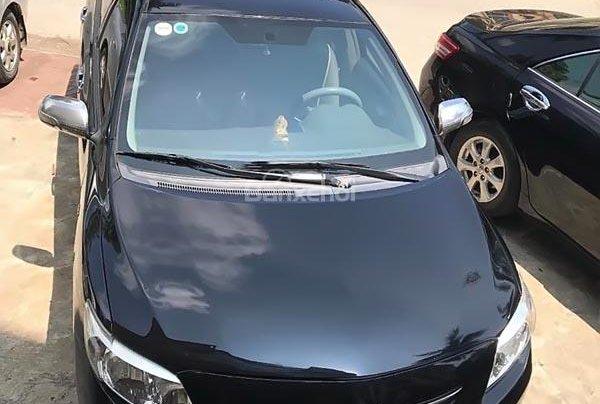 Bán Toyota Corolla Altis 1.8G MT 2009, màu đen, xe chính chủ, công chức đi làm