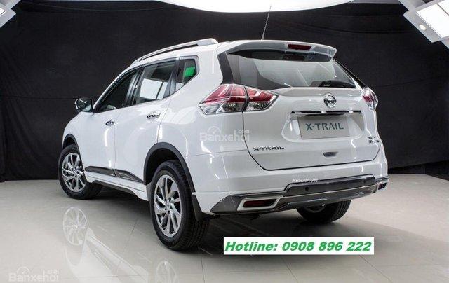 Bán Nissan X Trail V Series Luxury, xe đủ màu giao ngay, 220tr đón xe về nhà2