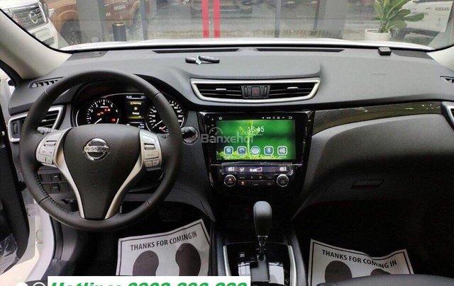 Bán Nissan X Trail V Series Luxury, xe đủ màu giao ngay, 220tr đón xe về nhà3