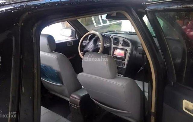 Bán ô tô Lifan 520 1.3 MT đời 2007, màu đen1