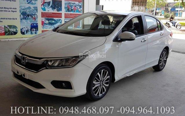 [Honda Hải Phòng] Bán xe Honda City 1.5 - Giá tốt nhất - Hotline: 0948.468.0970