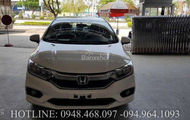 [Honda Hải Phòng] Bán xe Honda City 1.5 - Giá tốt nhất - Hotline: 0948.468.0971