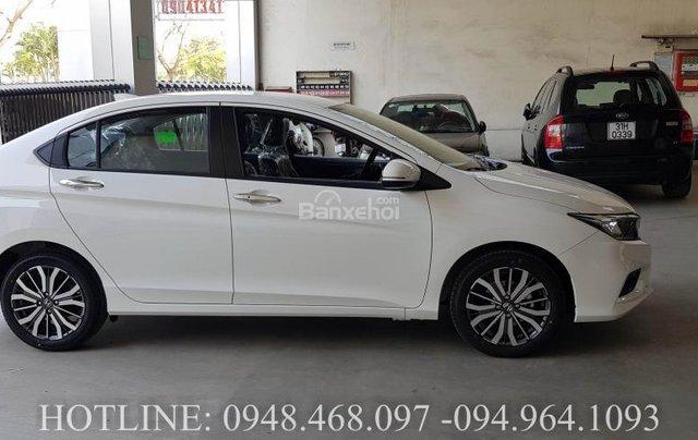 [Honda Hải Phòng] Bán xe Honda City 1.5 - Giá tốt nhất - Hotline: 0948.468.0972