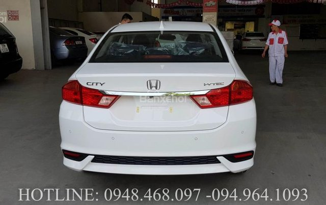 [Honda Hải Phòng] Bán xe Honda City 1.5 - Giá tốt nhất - Hotline: 0948.468.0974