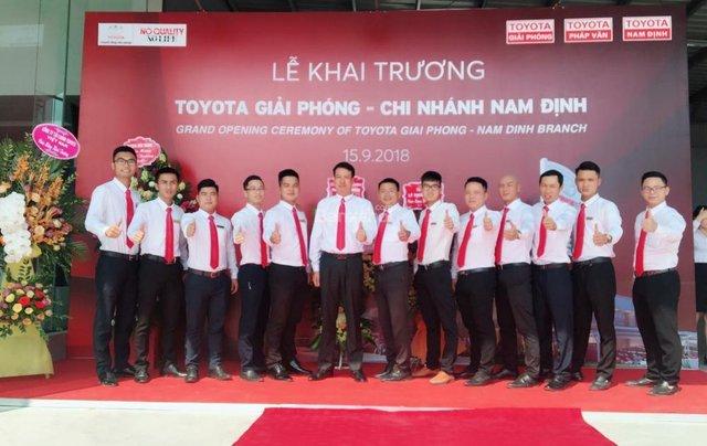 Toyota Giải Phóng - CN Nam Định 7