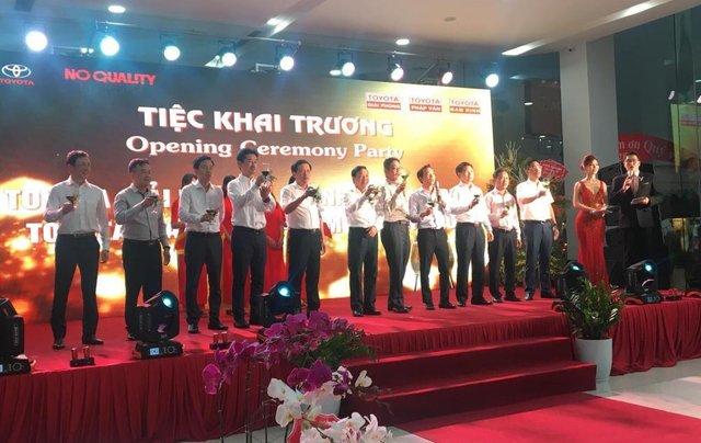 Toyota Giải Phóng - CN Nam Định 6