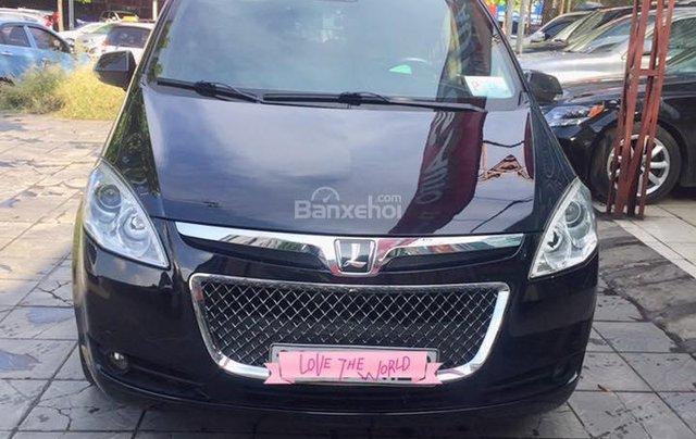 Bán Luxgen 7 MPV CEO RoyaLounge năm sản xuất 2010, màu đen, xe nhập như mới0