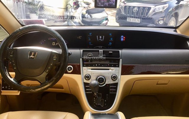 Bán Luxgen 7 MPV CEO RoyaLounge năm sản xuất 2010, màu đen, xe nhập như mới2