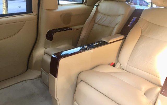 Bán Luxgen 7 MPV CEO RoyaLounge năm sản xuất 2010, màu đen, xe nhập như mới12