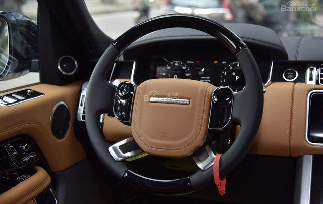 Bán LandRover Range Rover Autobio LWB đời 2018, màu trắng, nhập khẩu nguyên chiếc Mỹ giá tốt15