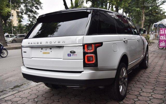 Bán LandRover Range Rover Autobio LWB đời 2018, màu trắng, nhập khẩu nguyên chiếc Mỹ giá tốt5