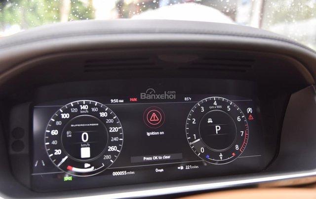 Bán LandRover Range Rover Autobio LWB đời 2018, màu trắng, nhập khẩu nguyên chiếc Mỹ giá tốt23