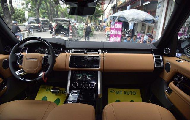 Bán LandRover Range Rover Autobio LWB đời 2018, màu trắng, nhập khẩu nguyên chiếc Mỹ giá tốt14