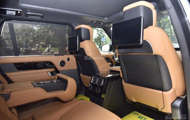 Bán LandRover Range Rover Autobio LWB đời 2018, màu trắng, nhập khẩu nguyên chiếc Mỹ giá tốt16