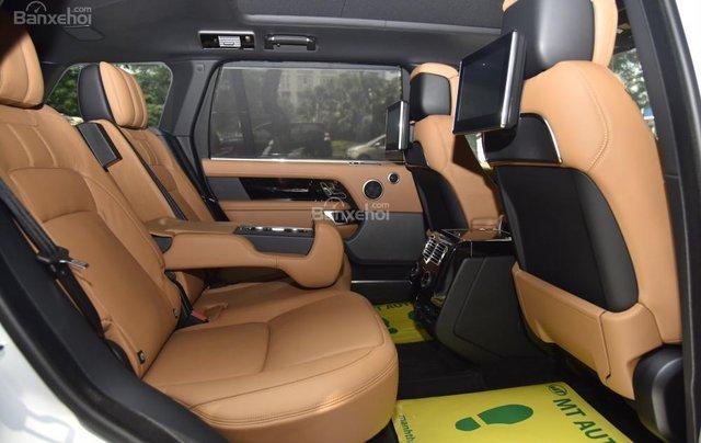 Bán LandRover Range Rover Autobio LWB đời 2018, màu trắng, nhập khẩu nguyên chiếc Mỹ giá tốt20