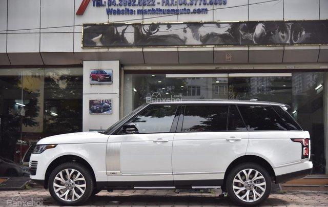 Bán LandRover Range Rover Autobio LWB đời 2018, màu trắng, nhập khẩu nguyên chiếc Mỹ giá tốt3