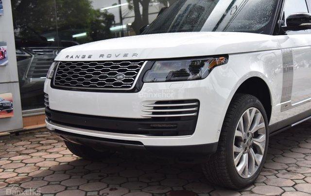 Bán LandRover Range Rover Autobio LWB đời 2018, màu trắng, nhập khẩu nguyên chiếc Mỹ giá tốt1