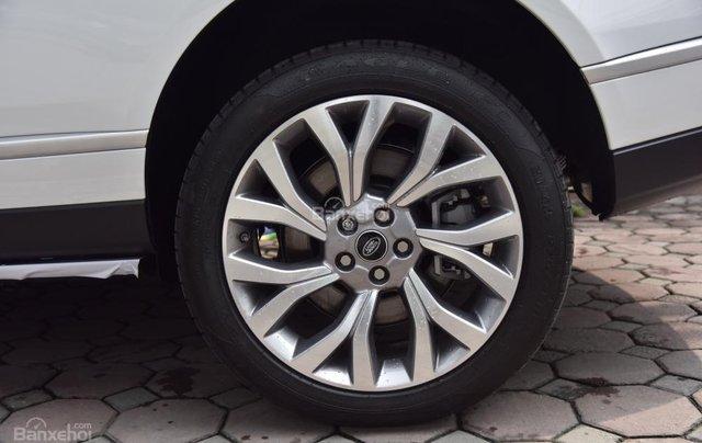 Bán LandRover Range Rover Autobio LWB đời 2018, màu trắng, nhập khẩu nguyên chiếc Mỹ giá tốt13