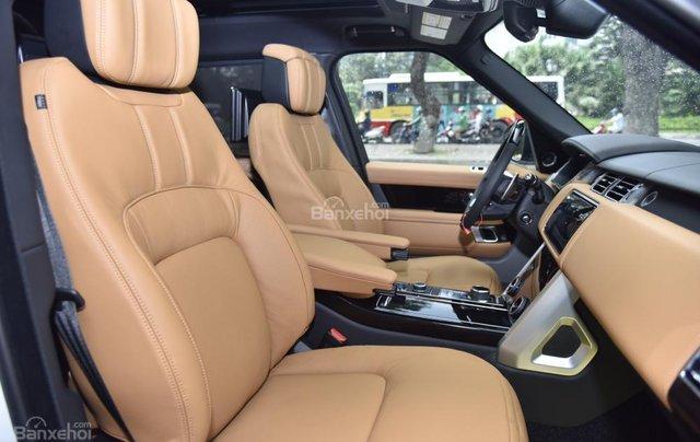 Bán LandRover Range Rover Autobio LWB đời 2018, màu trắng, nhập khẩu nguyên chiếc Mỹ giá tốt24