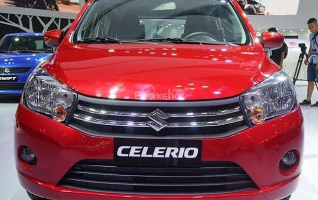 Bán xe Suzuki Celerio, màu đỏ, nhập khẩu, giá tốt và nhiều khuyến mại hấp dẫn, liên hệ 09363422860