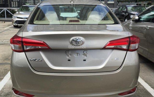 Toyota Tân Cảng bán Vios 2019 giá tốt - Xe đủ màu giao ngay -Trả góp đưa trước 150 triệu, LS 0.3% tháng. LH 09019233993