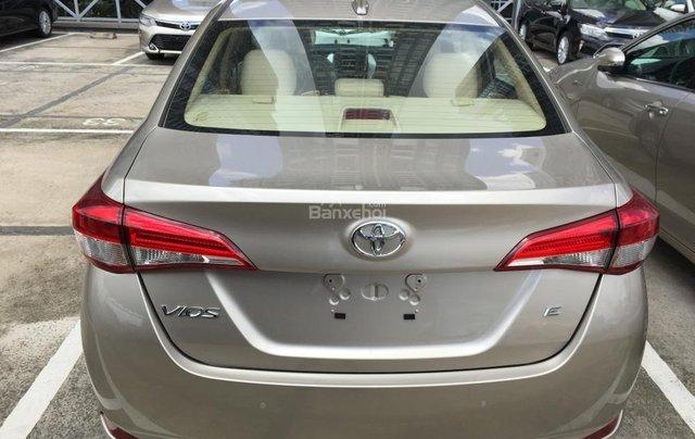 Toyota Tân Cảng bán Vios 2019 giá tốt - Xe đủ màu giao ngay -Trả góp đưa trước 150 triệu, LS 0.3% tháng. LH 09019233996