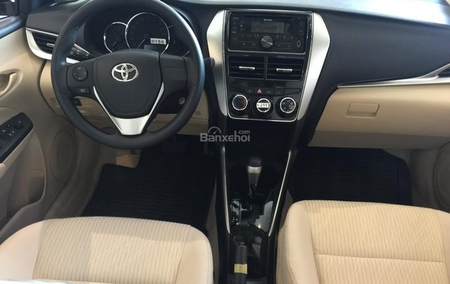 Toyota Tân Cảng bán Vios 2019 giá tốt - Xe đủ màu giao ngay -Trả góp đưa trước 150 triệu, LS 0.3% tháng. LH 09019233997