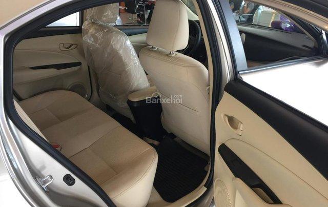 Toyota Tân Cảng bán Vios 2019 giá tốt - Xe đủ màu giao ngay -Trả góp đưa trước 150 triệu, LS 0.3% tháng. LH 09019233999