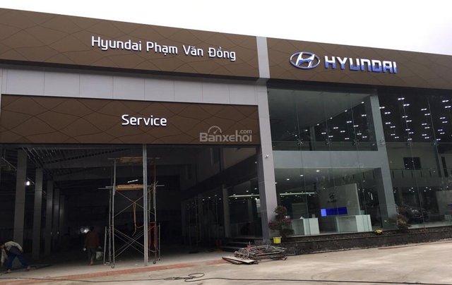 Hyundai Phạm Văn Đồng - Chi nhánh Nguyễn Khánh Toàn 2