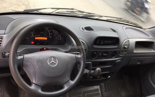 Bán xe tải Van 3 chỗ, đời 2009, tải trọng được phép chở 1530kg, hiệu Mercedes Sprinter7