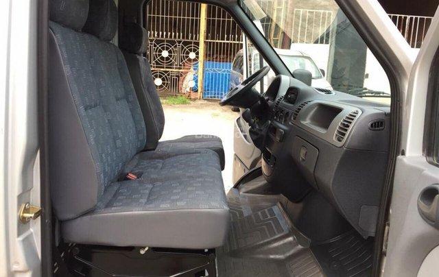 Bán xe tải Van 3 chỗ, đời 2009, tải trọng được phép chở 1530kg, hiệu Mercedes Sprinter9