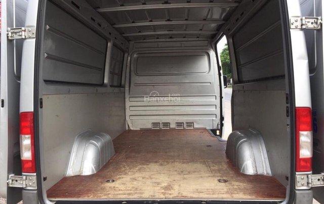 Bán xe tải Van 3 chỗ, đời 2009, tải trọng được phép chở 1530kg, hiệu Mercedes Sprinter12
