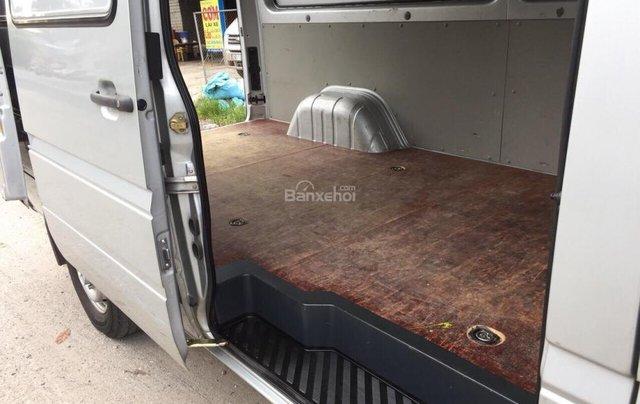 Bán xe tải Van 3 chỗ, đời 2009, tải trọng được phép chở 1530kg, hiệu Mercedes Sprinter13