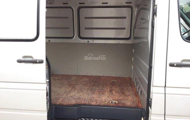 Bán xe tải Van 3 chỗ, đời 2009, tải trọng được phép chở 1530kg, hiệu Mercedes Sprinter14